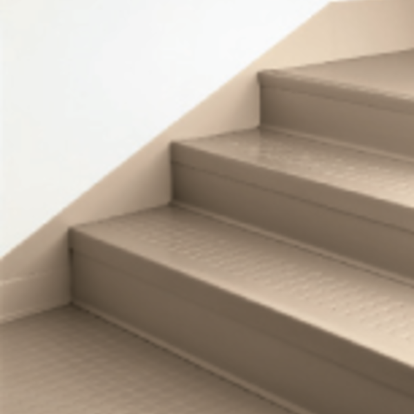 Johnsonite   Stairwell Management VINYL STRINGERS AND RISERS