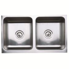Blanco - Blanco Magnum Equal Double Bowl Sink with Apron
