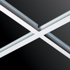 4500 Ultraline 9 16 Bolt Slot Ceiling Suspension With 1 4 Wide