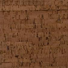 Duro Design - Edipo Cork Floating Floor Leather Brown