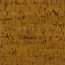 Duro Design - Edipo Cork Tile Mustard Yellow