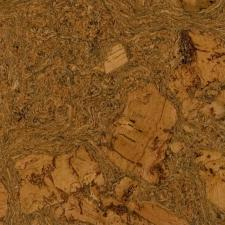 Duro Design - Cleopatra Negra Cork Floating Floor Cognac