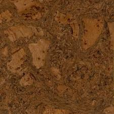 Duro Design - Cleopatra Negra Cork Tile Dark Oak