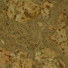 Duro Design - Cleopatra Negra Cork Floating Floor Emerald