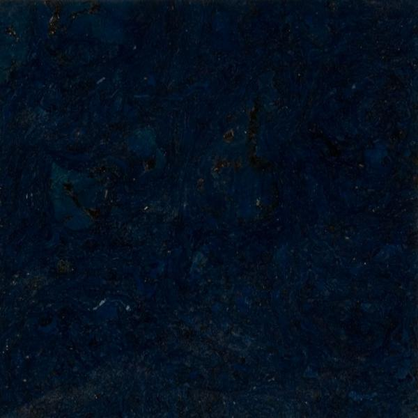 Duro Design - Cleopatra Negra Cork Tile Infinity Blue