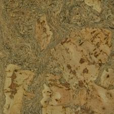 Duro Design - Cleopatra Negra Cork Tile Marble Green