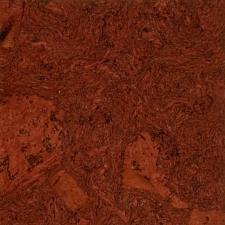 Duro Design - Cleopatra Negra Cork Floating Floor Orange Mahogany