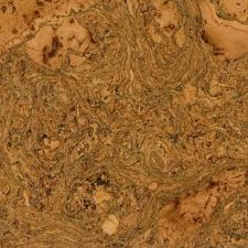 Duro Design - Cleopatra Negra Cork Floating Floor Panama Yellow