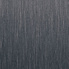 Formica® Brand - DecoMetal Brushed Black Aluminum
