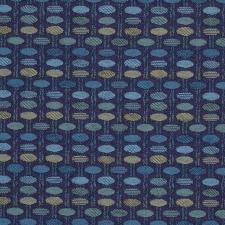 Mayer Fabrics - Orbit Sky
