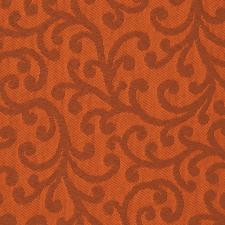 Mayer Fabrics - Arabesque Tangerine