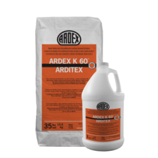 ARDEX  - Subfloor Preparation & Toppings ARDEX K 60™ ARDITEX - Powder