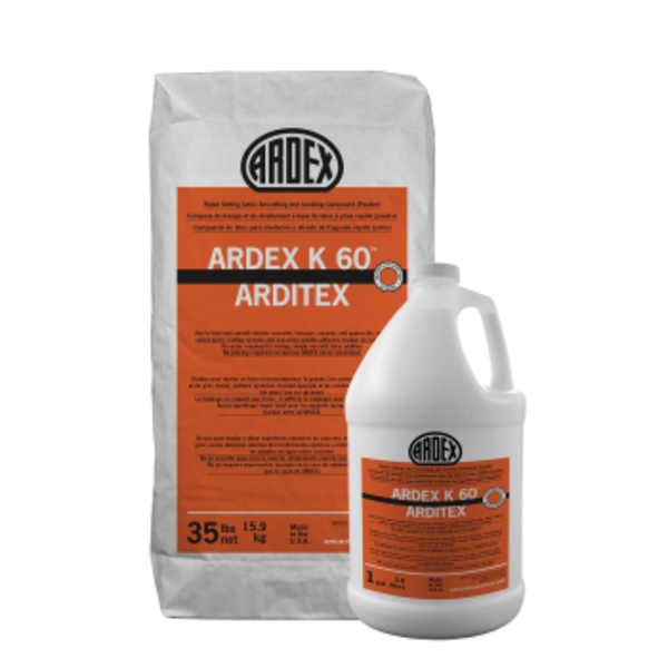 ARDEX  - Subfloor Preparation & Toppings ARDEX K 60™ ARDITEX - Liquid
