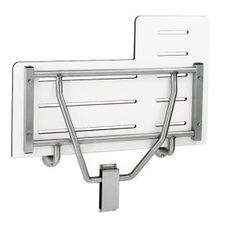 Bobrick - Shower/Tub Accessories Reversible Folding Shower Seat