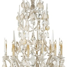 Currey and Company - Big Chandeliers Buttermere Chandelier, Large