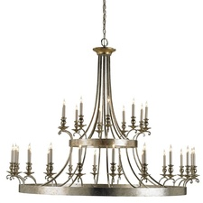 Currey and Company - Big Chandeliers Lodestar Chandelier