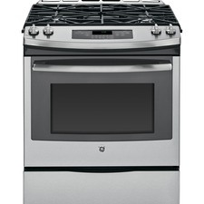 GE Appliances - Slide-In Gas Ranges GE 30