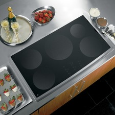 GE Appliances - Smoothtop Electric Cooktops GE Profile™ Series 36