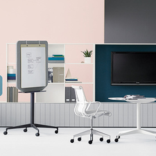 Herman Miller - INDIVIDUAL-WORKSTATIONS LOCALE