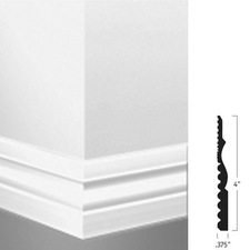 Johnsonite - Millwork Contoured WB, Chair Rail & Corner Guard Ambassador