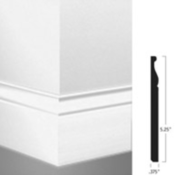 Millwork Wall Base Product