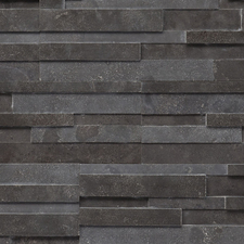 Realstone Systems - REALSTONE™ COLLECTION PANELS CARBON HONED PANEL