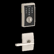 Schlage - Century Style Schlage Touch™ and Latitude Lever