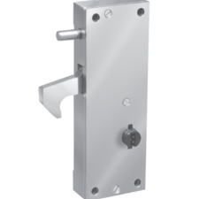 Southern Folger - DOOR MOUNTED FOR SLIDING DOORS 1030A AUTOMATIC DEADLOCK