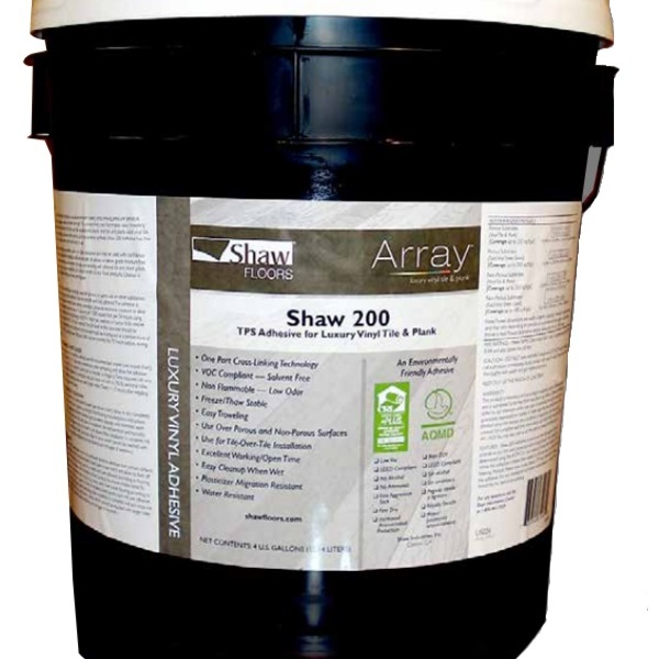 Shaw Contract - Adhesive 200 Luxury Vinyl Tile & Plank Adhesive