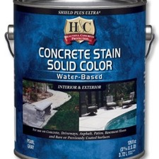 Sherwin-Williams - H&C® Concrete Stain Solid Color Water-Based