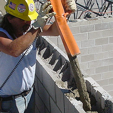 SPEC MIX - Grout Core Fill Masonry Grout (Fine and Course)