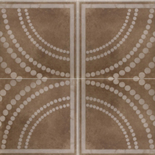 The Tile Gallery - Exuberant Etched Stone Tilestone-stone