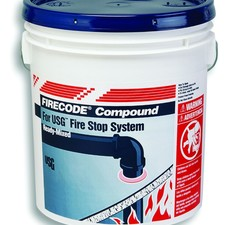 USG - Sealants FIRECODE Compound