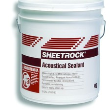 USG - Sealants SHEETROCK Brand Acoustical Sealant