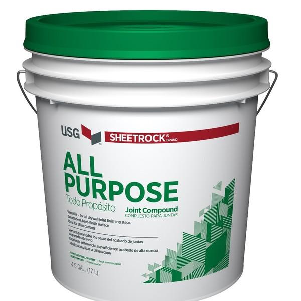 Usg Sheetrock Brand All Purpose Joint Compound Usg