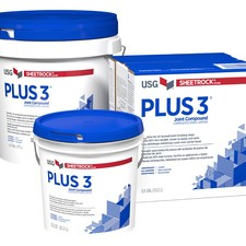 USG - USG Sheetrock® Brand Plus 3® Lightweight All Purpose Joint Compound